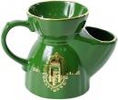 Green Shaving Mug