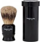 Tube Traveler Shave Brush Ebony