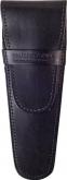 Leather Razor Pouch black