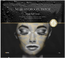 Hydrogel Patch Mask Full Cover