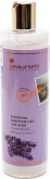 Sea of Spa Shower Gel With Loofa Lavender