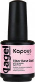 Kapous Professional Fiber Base Coat Light Pink
