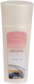 Boutique Body Lotion Lovely Lady