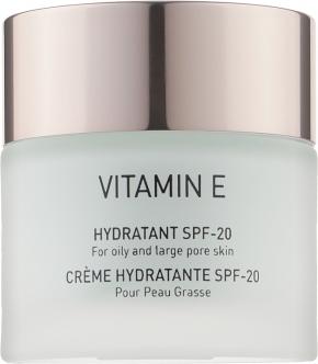 Vitamin E Moisturizer for Oily Skin