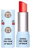 SKIN79 Animal Two-Tone Lip Balm Cherry Monkey