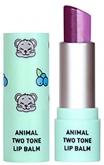 SKIN79 Animal Two-Tone Lip Balm Blueberry Mouse
