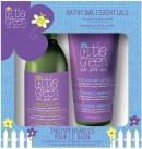 Little Green Bathtime Essentials