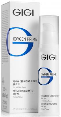 Oxygen Prime Moisturizer SPF15