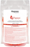 Kapous Professional Gel Wax In Granules Papaya