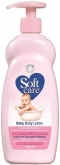 Careline Softcare Baby Body Lotion