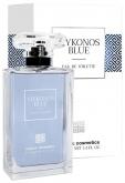 Inspira Cosmetics Mykonos Blue