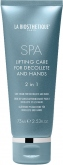 Lifting Care For Decollete and Hands