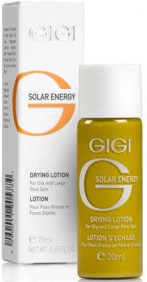 Solar Energy Drying Lotion