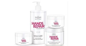 HANDS REPAIR - Увлажняюще-регенерирующая линия для рук